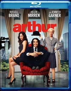 Arthur DVD Blu ray DVD/Blu ray Breakdown: July 12, 2011