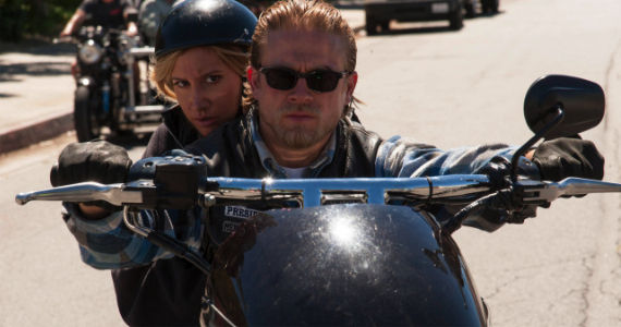 Ashley Tisdale and Charlie Hunnam in Sons of Anarchy Stolen Huffy Sons of Anarchy Season 5, Episode 4: Stolen Huffy Recap