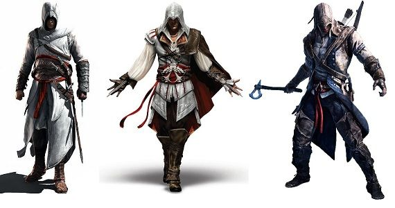 Assassins Creed Altair Ezio Connor Assassins Creed Movie Nabs Screenwriter