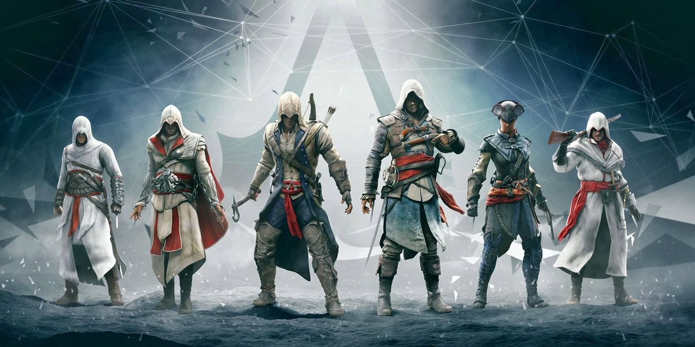 Assassin S Creed Will Include Very Famous Characters From The Games