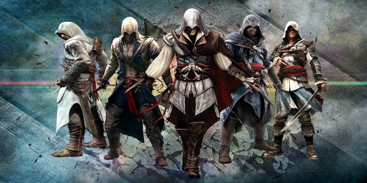 Assassins creed games