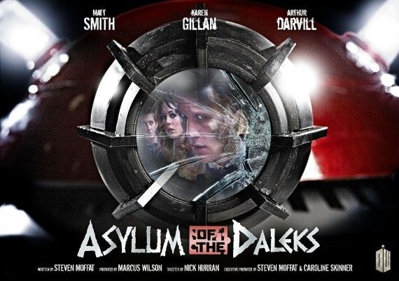 Asylum of the Daleks First Promo 570x402 Asylum of the Daleks   First Promo