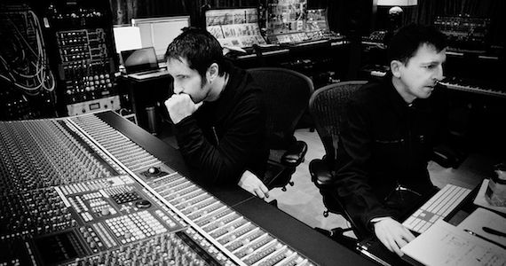 Atticus Ross Trent Reznor Score Gone Girl Movie News Wrap Up: Fifty Shades of Grey, Clerks 3 & More