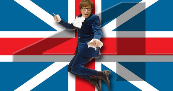 Austin Powers 4 Mike Myers  Mike Myers Officially In For Austin Powers 4