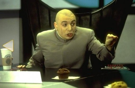 Austin Powers still Dr Evil 570x372 Austin Powers 4 Still Happening