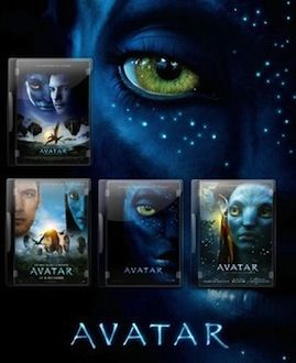 Avatar DVD Covers Cameron Talks Avatar 4 Disc DVD/Blu ray Set & Sequel Details