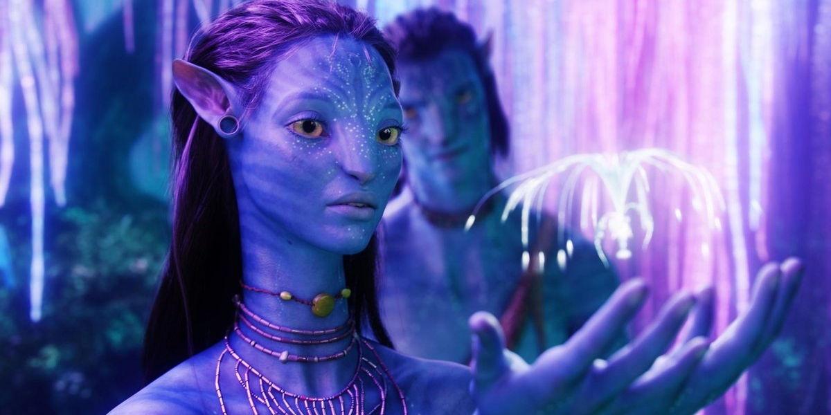 Angelina Jolie as a Navi from Avatar Movie | Photo Editing