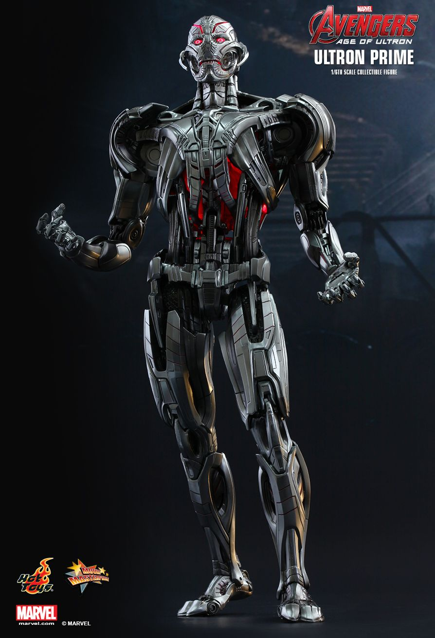 'Avengers 2′: New Vision & Ultron Promo Art