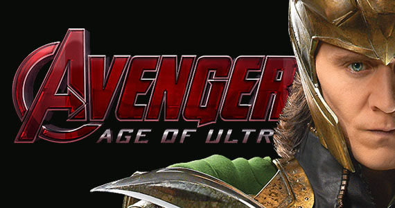 Avengers Age of Ultron Loki The Avengers 2: Kevin Feige & Brian Michael Bendis Talk Ultron Story & Loki