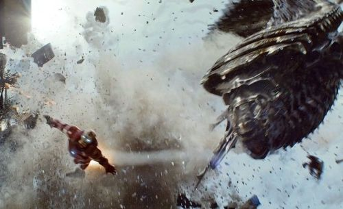 Avengers Fight Battle Action Scenes Sequences