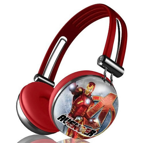 Avengers Iron Man Headphones SR Geek Picks: Best Sci Fi Movie Battles, Video Game Food Pyramid & More