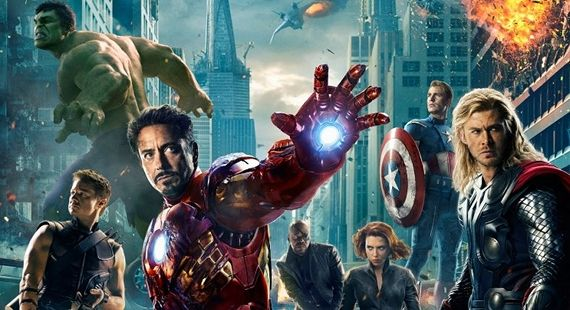 Avengers Movie Interviews Avengers Interviews: Superhero Politics, Smart Hulk & Marvel Movie Future