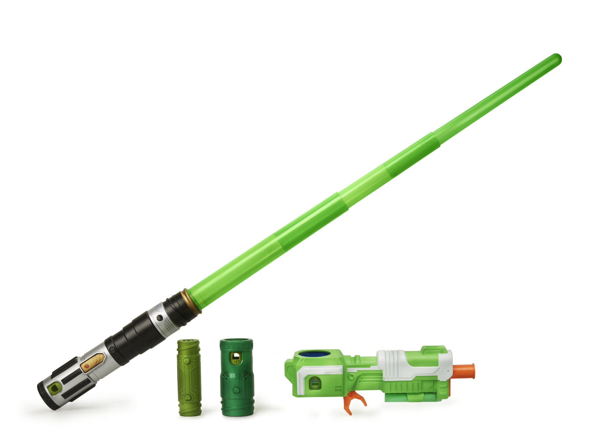 New Star Wars Rebels Black Series and Lightsaber Toys