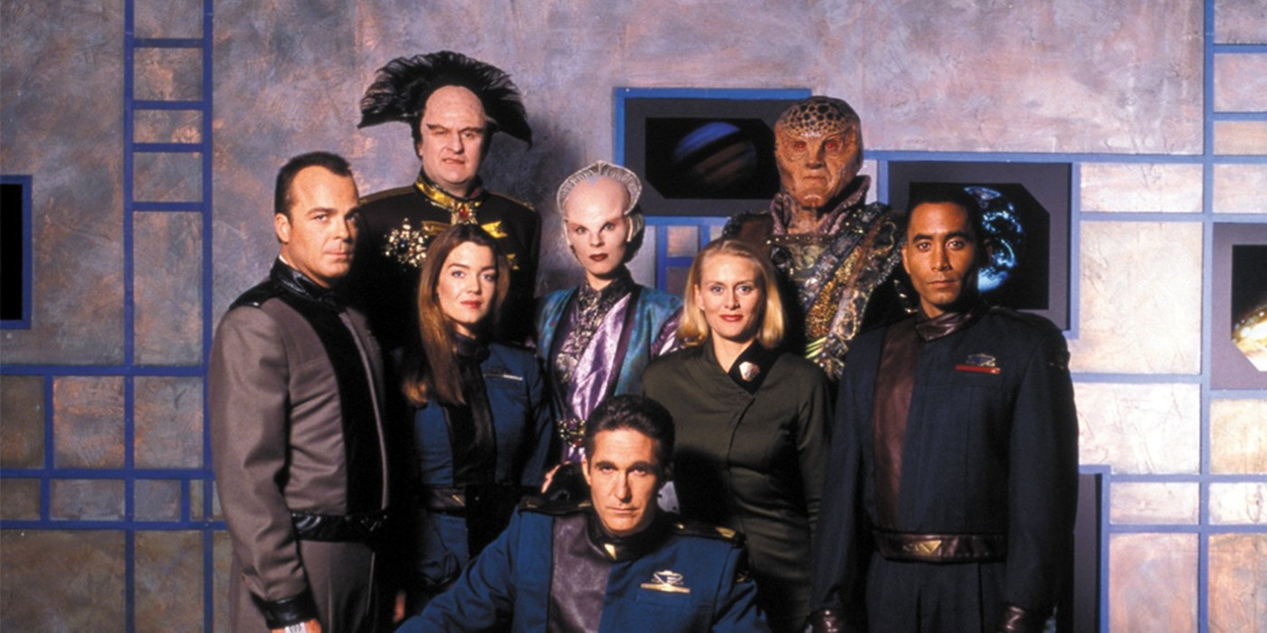 The 20 best science fiction tv series of all time for Bureau 13 babylon 5