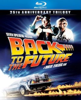 Back to the Future blu ray box art 15 Must Own Blu rays of 2010