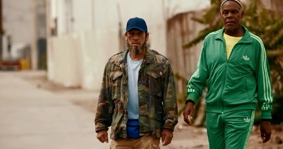 Bad Asses Trejo Glover Bad Asses Trailer: Trejo and Glover Are Low Budget Action Heroes
