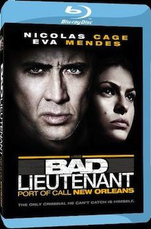 Bad Lieutenant Port of Call New Orleans DVD Box Art DVD/Blu ray Breakdown: April 6, 2010