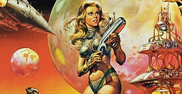 Barbarella Fonda Barbarella TV Series Gets Picked Up by Amazon Studios