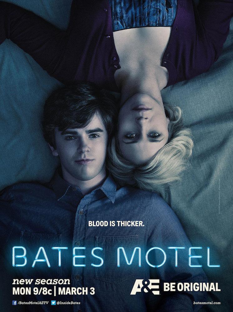 Norman Bates Motel Season 2