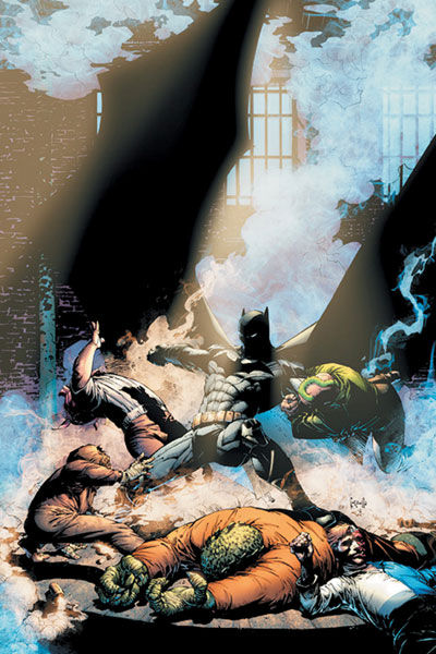 Batman 1 Cover Batman #1 Cover