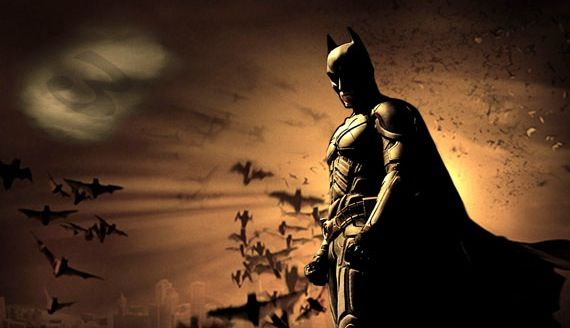 Batman 3 Batman 3 Titled The Dark Knight Rises; No Riddler, No 3D