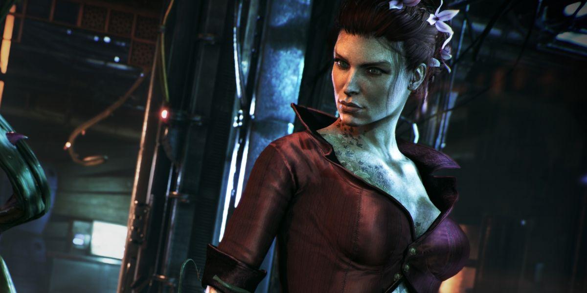Poison Ivy Arkham Knight