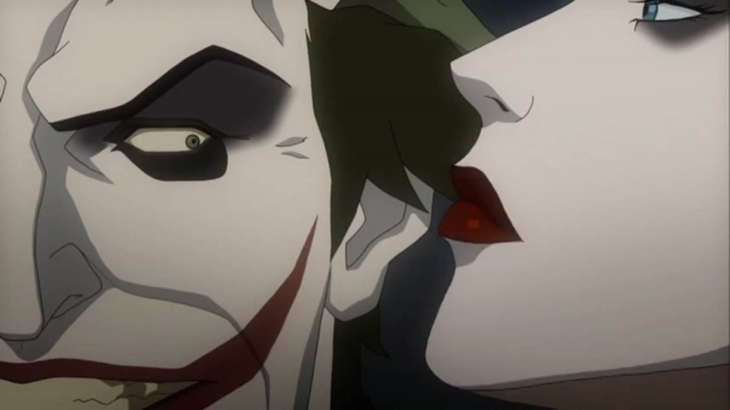 Batman Assault on Arkham Joker and Harley Quinn 1024x575 Batman: Assault on Arkham Trailer   The Animated Movie Based on the Arkham Games