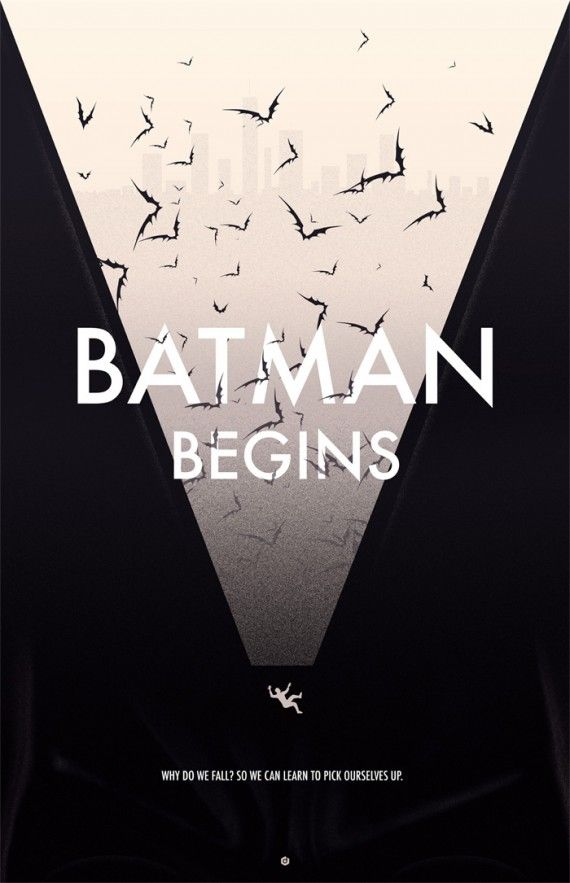 Batman Begins By Doaly 570x883 SR Geek Picks: Wolverine Fett, Muppet Cupcakes & Back to the Fatwah