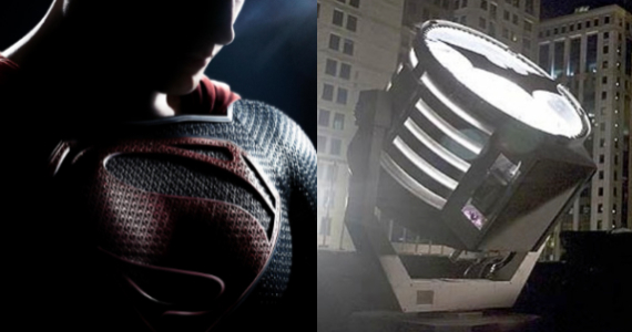 Batman Cameo Superman Man of Steel Movie Should Batman Get a Mention in Man of Steel?