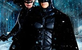 Batman Catwoman Dark Knight Rises International Poster 280x170 Dark Knight Rises MTV Awards Trailer; New TV Spots & Run Time Revealed