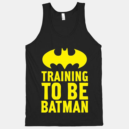 Batman Nerdy Workout Shirt Batman Nerdy Workout Shirt