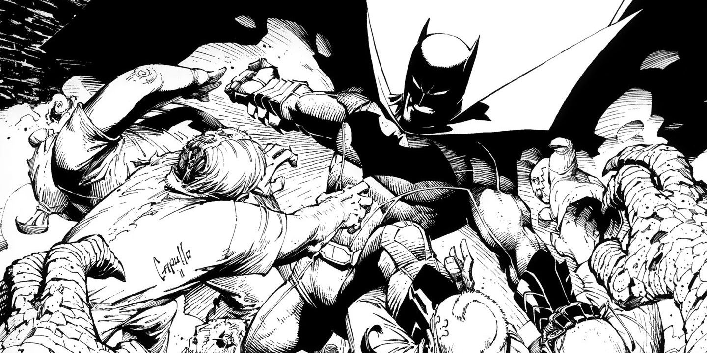The 10 best batman moments of the new 52 screen rant buycottarizona Images