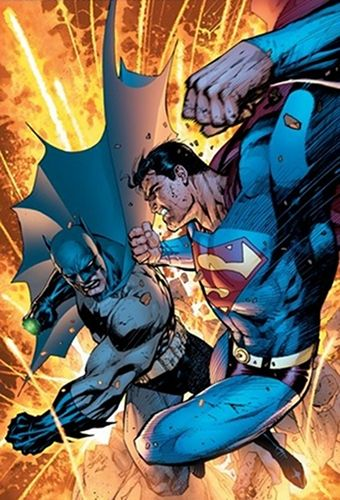 Batman Superman Movie Fight Scenes