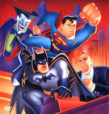 Batman Superman Worlds Finest Movie