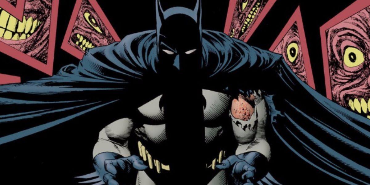 Killing Joke Batman