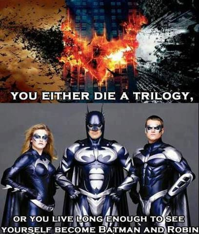 Batman Trilogy1 SR Geek Picks: Dark Knight Binges Trailer, Nightwing Rises and Thor 2 Fan Posters & More!