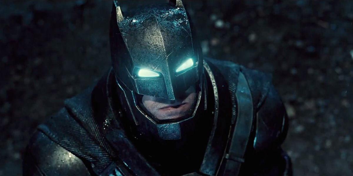 SDCC 2015: 'Batman V Superman' Armored Batsuit & Gadget Images