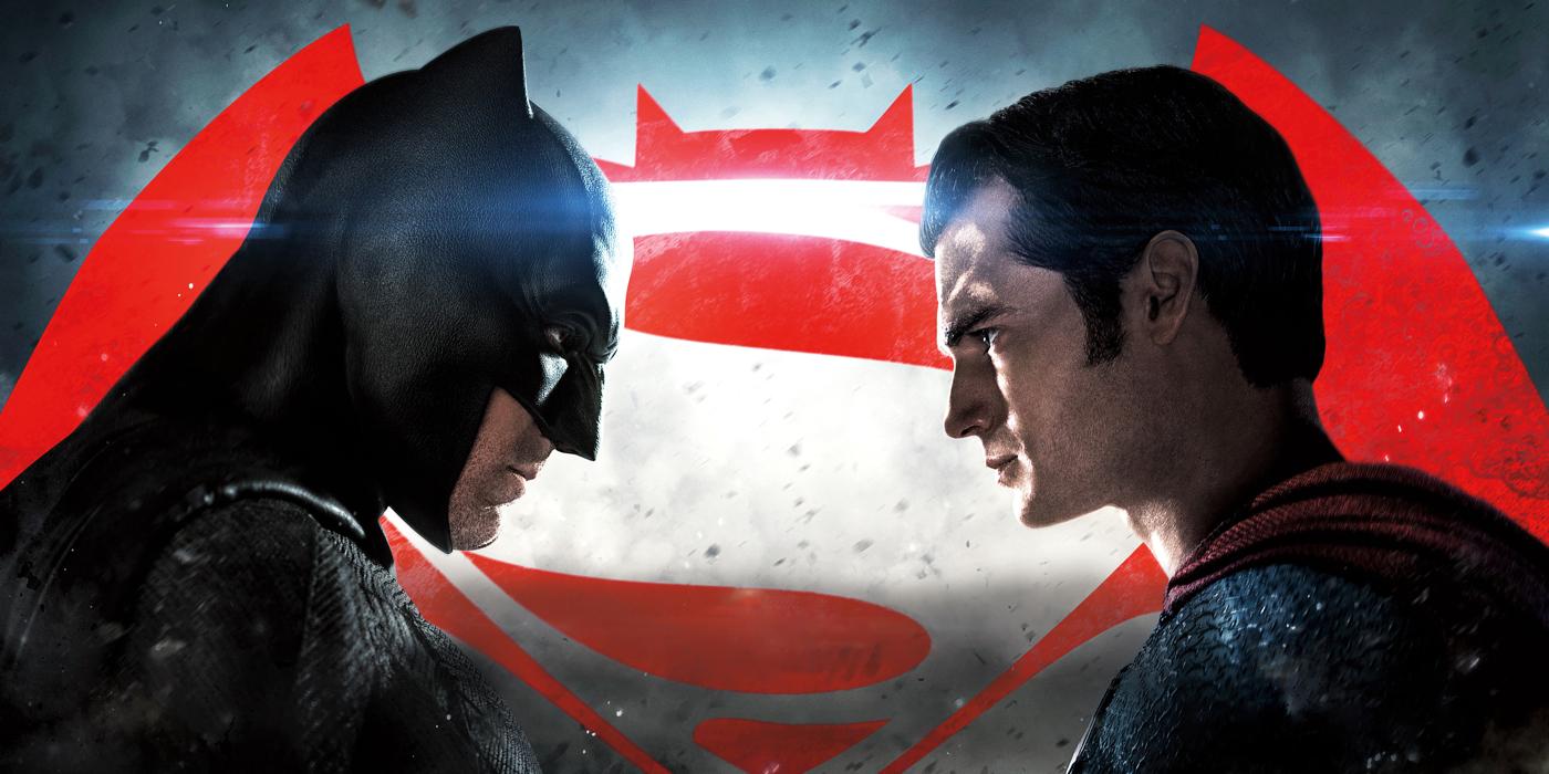 Batman V Superman Mondo Posters: Batman & the False God