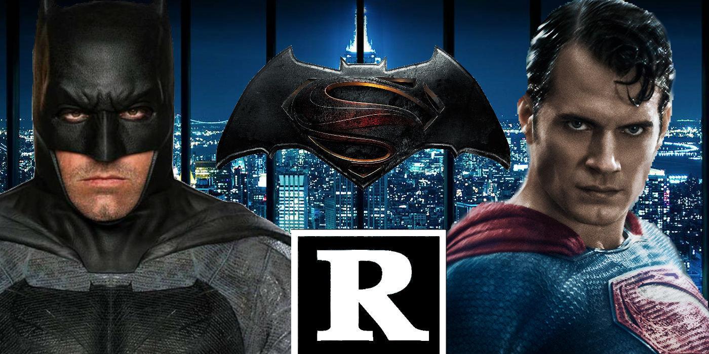Batman V Superman Petition R Rated Cut
