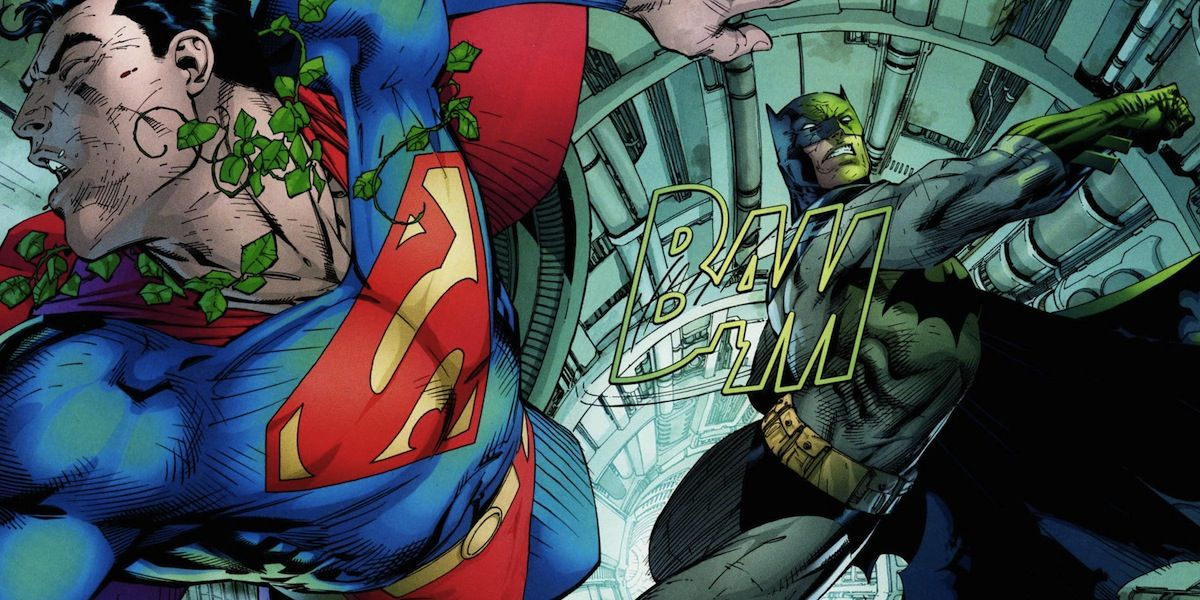 10 Best Batman V Superman Fights in DC Comic Books