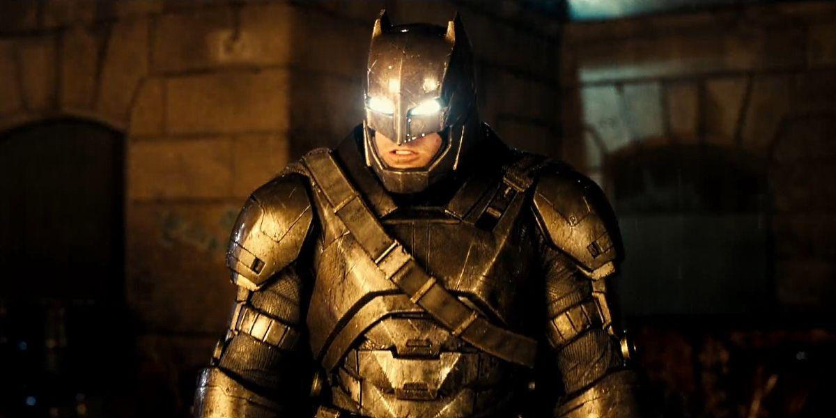 Batman v superman трейлер