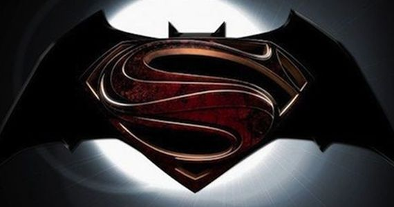 Batman Vs Superman Logoish Batman vs. Superman Filming Gotham vs. Metropolis Football Scene in LA?