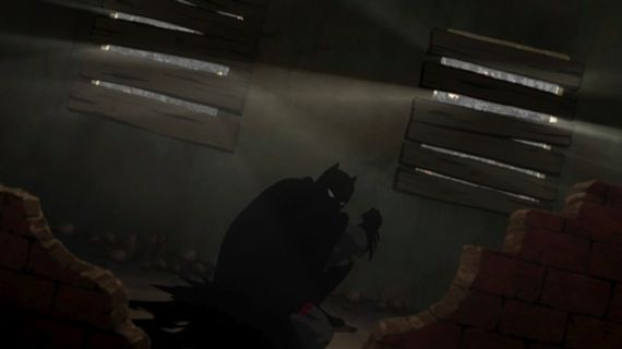 Batman Year One Frank Miller movie Batman: Year One Voice Cast & First Images Revealed