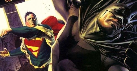 Batman vs Superman Delayed to 2016 570x294 Batman vs. Superman Delayed to 2016