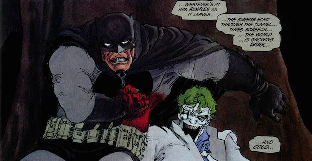 Batman vs Superman Frank Miller Hunt the Dark Knight Batman vs. Superman: Kevin Smith Confirms Affleck Costume Colors