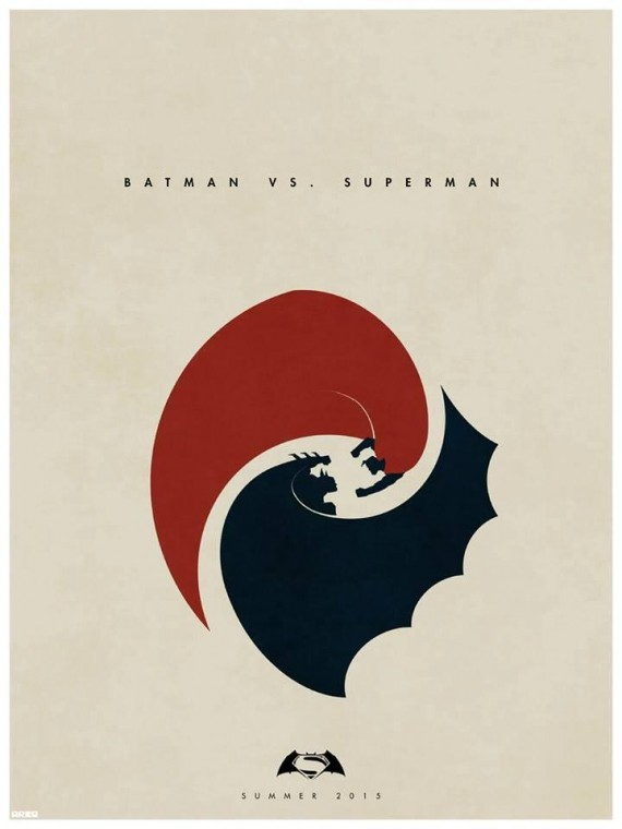 SR Geek Picks: Marvel & DC Superheroes as Robots, Batman vs Superman Minimalist Poster & More