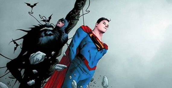 Batman vs Superman Movie Rumors 570x294 Rumor Patrol: Who is Holly Hunters Batman vs. Superman Character?