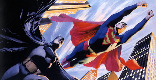 Batman vs Superman Script David Goyer Marvel Confirms Captain America 3 for 2016 Batman vs. Superman Showdown