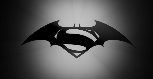 Batman vs Superman movie logo 2015 Batman vs. Superman: Snyder Talks Dark Knight Returns Factor & Affleck