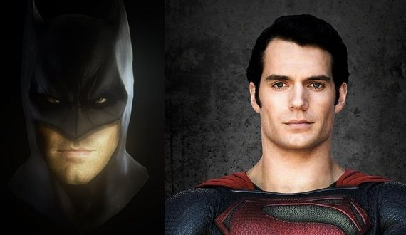 Batman vs. Superman starring Ben Affleck and Henry Cavill Batman vs. Superman Movie Is Further Along Than Fans Think